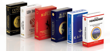 Las autoridades sanitarias advierten: Fumar te culturiza