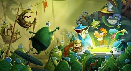 Los desafíos gratuitos del 'Rayman Legends' de Wii U llegan este jueves