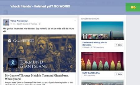 Focusbook, la extensión de Chrome que evita que pierdas tiempo en Facebook