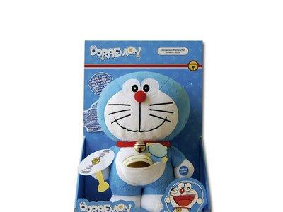 Este Doraemon de peluche canta, habla y además trae su gorrocóptero. Ahora sólo 24,64 euros en Amazon
