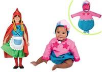 Disfraces de Carnaval para los peques