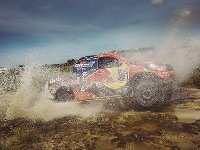 Nasser Al-Attiyah lidera el inicio del Dakar 2017 en Paraguay