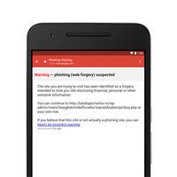 Más protección en Gmail para Android: Google añade una medida de seguridad para prevenir ataques de pishing