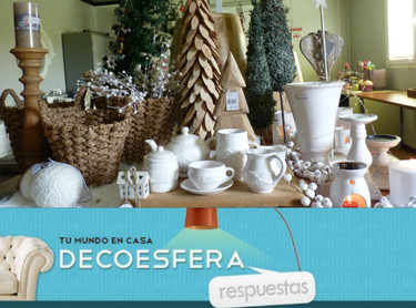 ¿Qué es lo primero que compras en la decoración navideña? La pregunta de la semana
