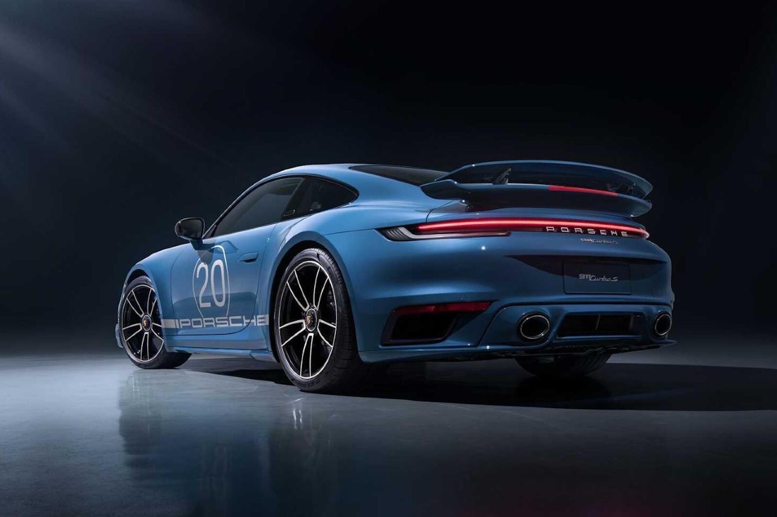 Foto de Porsche 911 20 Aniversario en China (3/9)