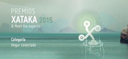 Mejor dispositivo para el hogar conectado: vota en los Premios Xataka 2015