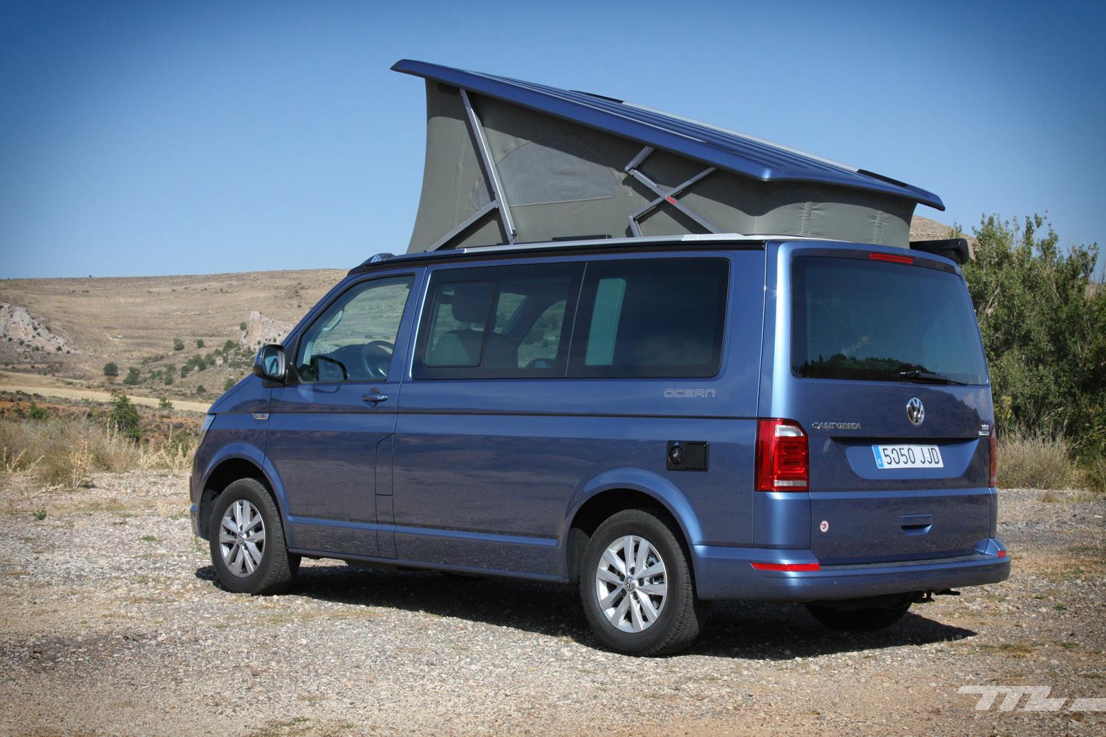 Foto de Volkswagen California T6 (prueba) (20/34)