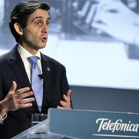 """Telefónica, a favor de una consolidación del mercado: """"no tiene sentido lo que pasa en Europa"""""""