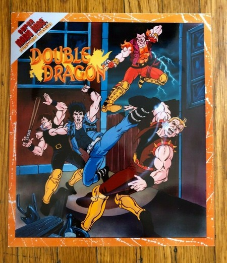 Double Dragon - Serie