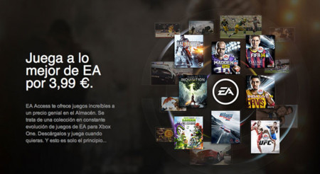 EA Access, jugando a ser el Netflix de los videojuegos