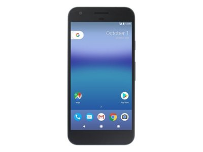 Así es el Pixel, el pequeño de los dos nuevos móviles de Google