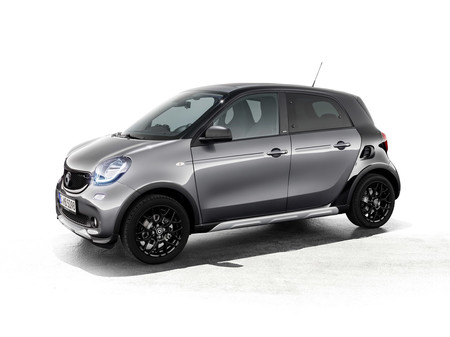 smart Brabus edition #2 y crosstown edition: ediciones especiales y mucho color para Ginebra