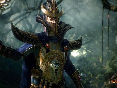 Los Altos Elfos se ven las caras contra los Hombres Lagarto en el nuevo tráiler de Total War: Warhammer II [E3 2017]