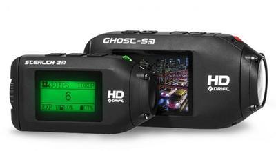 Drift ha presentado la Stealth 2, su cámara de acción más compacta hasta la fecha