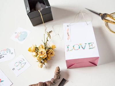 13 imprimibles decorativos gratis para San Valentín