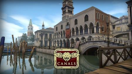 CS:GO tiene nuevo mapa y está inspirado en Venecia