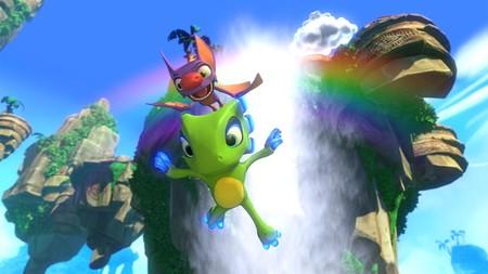 Yooka y Laylee celebran su llegada a Nintendo Switch con un tráiler de lo más festivo