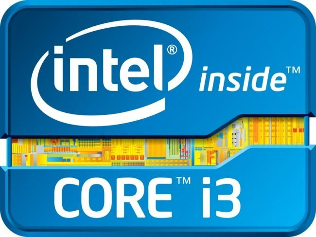 Intel Core i3 badge