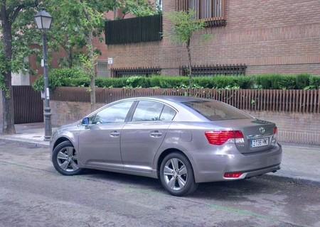 El Toyota Avensis 2014 a prueba (I): Diseño y tecnología