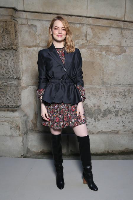 1 Emma Stone