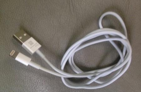 Vídeo e imágenes del conector y cable USB del nuevo iPhone