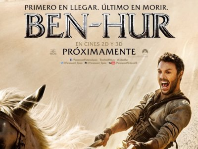 'Ben-Hur', tráiler de la nueva adaptación (o remake encubierto de 'Gladiator')