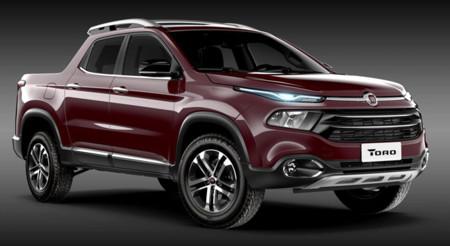 Fiat Toro: la pick-up de Fiat para Brasil