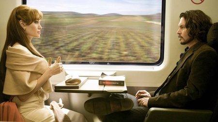 Spoiler: desde que ella monta en el tren, me imaginé la sopresa final