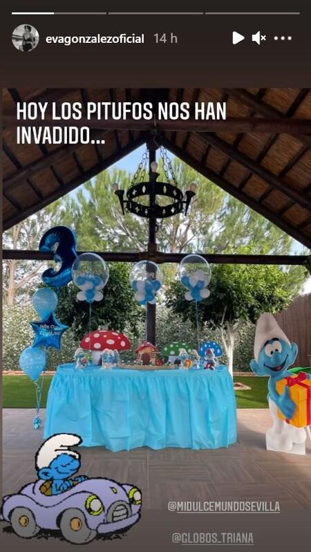 Cumpleaños Cayetano