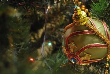 Enséñanos tu decoración de Navidad: los adornos de Andrea