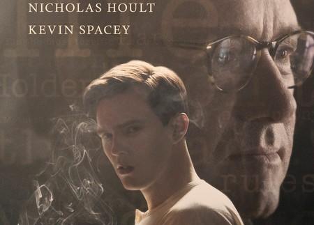 'Rebelde entre el centeno': insulso biopic que sólo funciona cuando Nicholas Hoult comparte escenas con Kevin Spacey
