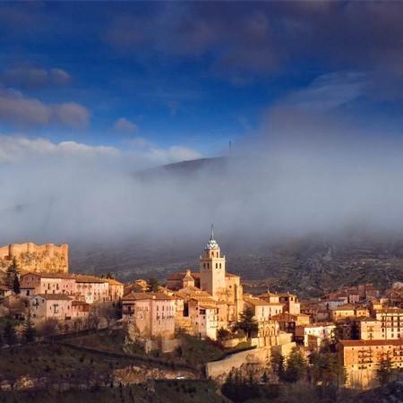 Gal Tres Taifas Cha Panoramica Albarracin Teruel Luis Antonio Gil Pellinjpg