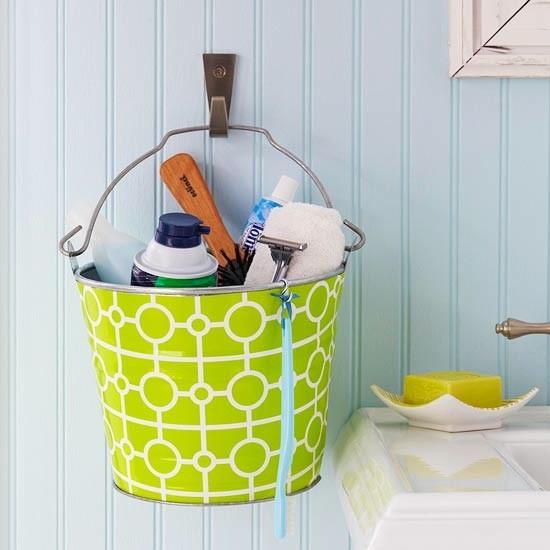 Baño Pequeno Original:La semana decorativa: ideas para decorar en los espacios más