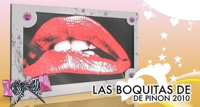 Las mejores boquitas de piñón de 2010 en Poprosa