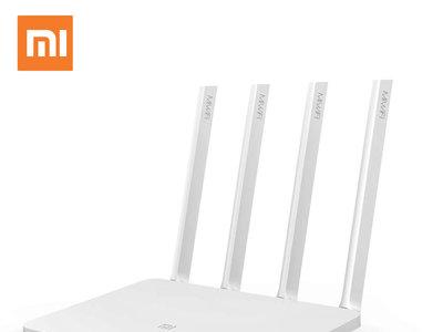 Cupón de descuento: Xiaomi Mi WiFi Router 3 por 24,64 euros y envío gratis