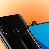 El primer móvil de Samsung con pop-up: así será su smartphone con sistema de cámara frontal extraíble si se confirma la filtración