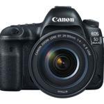 Se acabó la espera con la Canon EOS 5D Mark IV: estrena un sensor de 30,4 megapíxeles y graba vídeo 4K