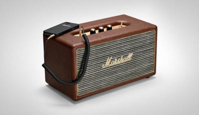 Los guitarristas me entenderán, escucha la música de tu iPhone a través de un amplificador Marshall