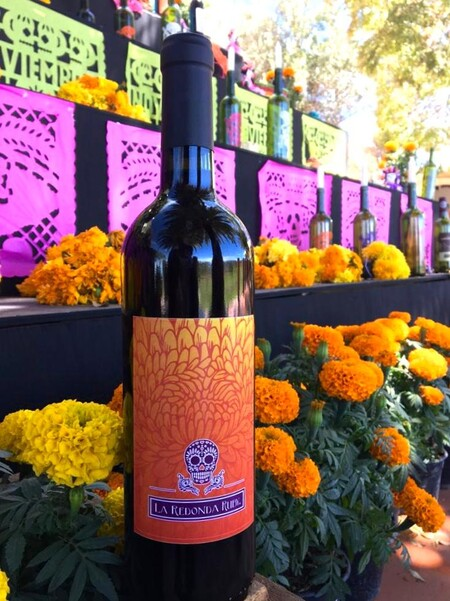 Cempasúchil, el vino que rinde homenaje al tradicional Día de Muertos en México