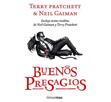 Buenos Presagios Libros Que Seran Una Serie En 2019