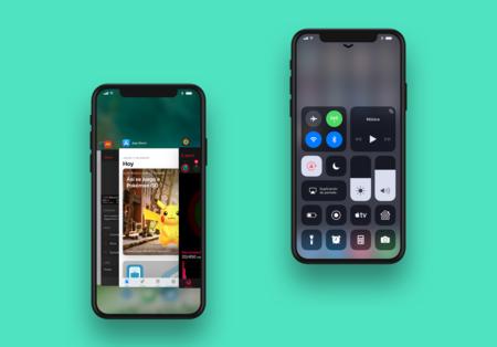 Aparecen dos nuevos vídeos ocultos en la beta 7 de iOS 11 sobre cómo invocar la multitarea y otros elementos