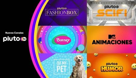 Pluto TV añade 'Star Trek' a su programación en México: el servicio ahora ofrece 60 canales gratis por internet