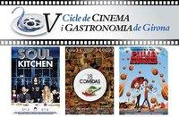V Ciclo de Cine y Gastronomía de Girona
