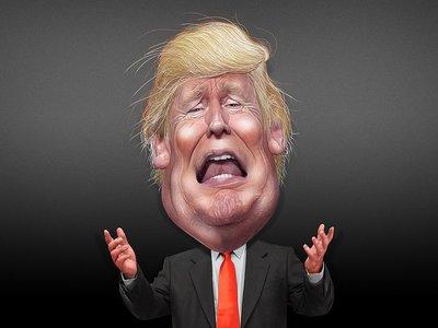 Trump acusa a Amazon de destruir empleos y de no pagar impuestos en Estados Unidos