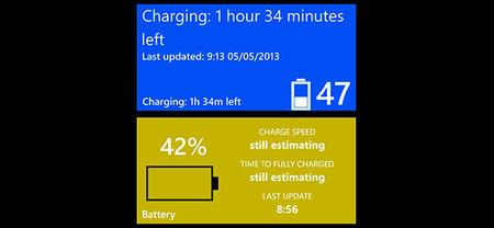 Battery, las app definitivas para controlar la batería en WP8