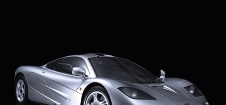 ¡20 millones de euros! Eso piden por un McLaren F1 con 3.500 km