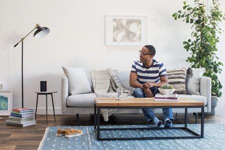Charcoal Echo Living Room