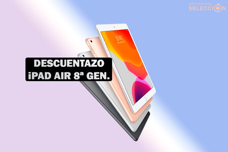 El iPad (2020) de 128 GB baja de los 400 euros por la Semana Web de MediaMarkt: entretenimiento, estudio y productividad