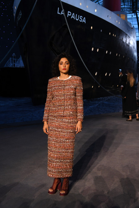 Golshifteh Farahani Chanel 2018 19 Cruise Collection