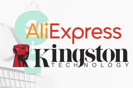 8 soluciones de almacenamiento de Kingston rebajadas en AliExpress